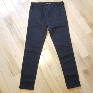 Bimba y Lola black jeans made in Portugal size 36